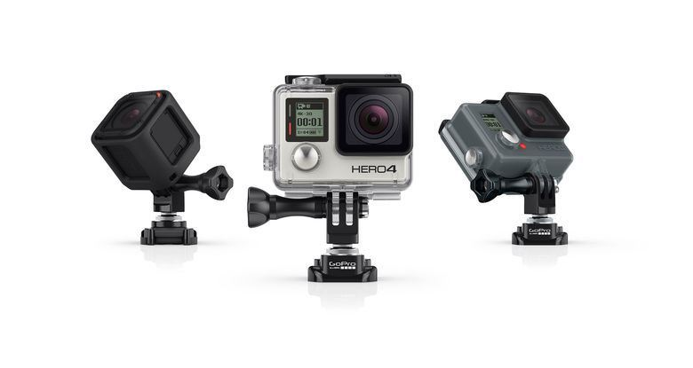 Picture of GoPro Ball Joint Buckle
