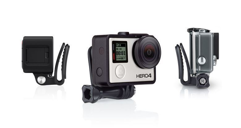 Picture of GoPro Head Strap & Quick Clip Mount