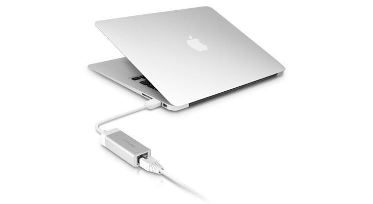 Picture of Macally USB 3.0 to Gigabit Adapter