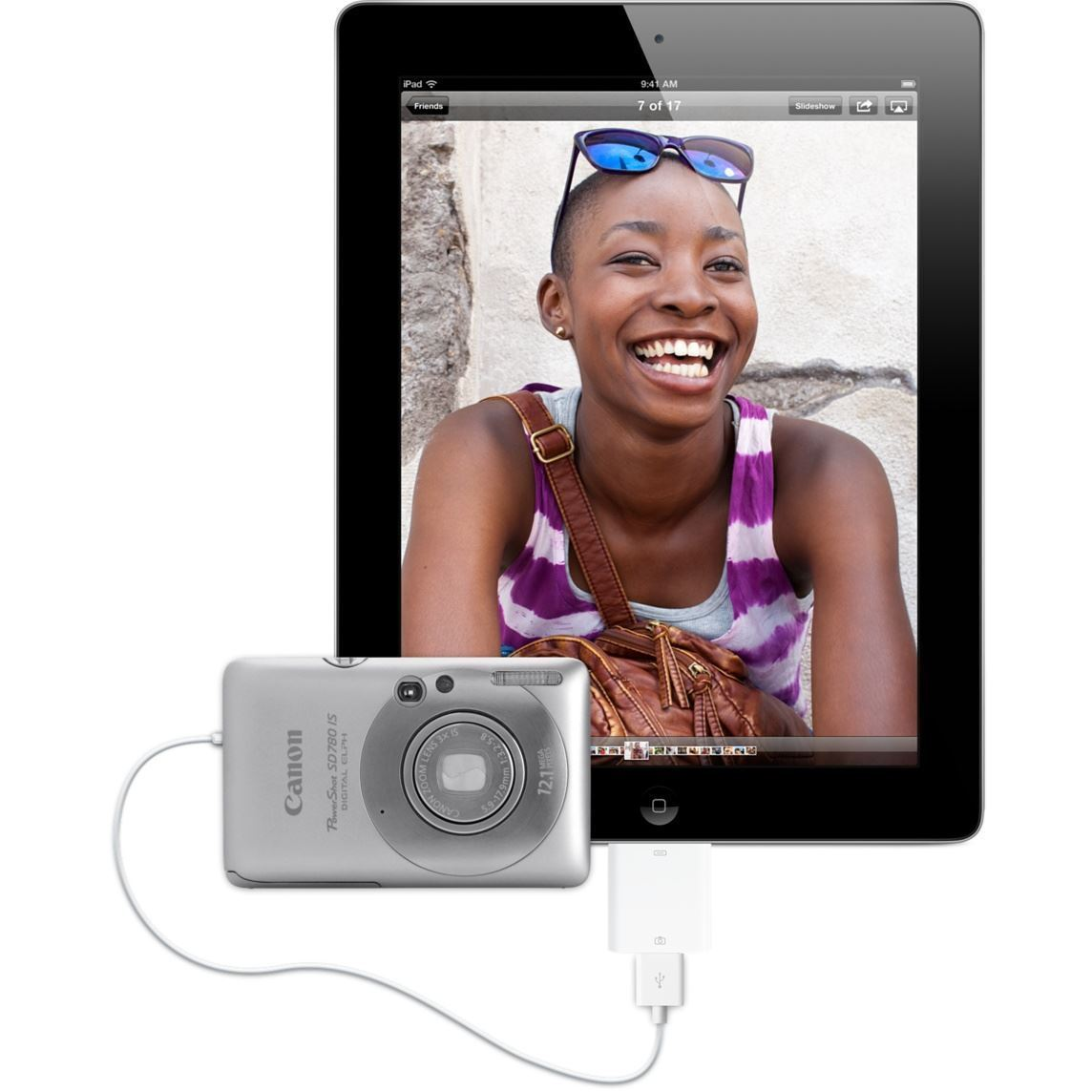 Picture of iPad Camera Connection Kit