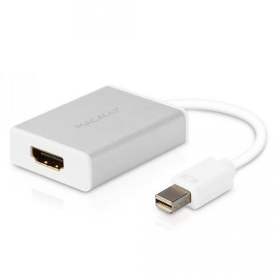 Picture of Macally Mini DisplayPort to HDMI adapter with Ultra HD (4K)