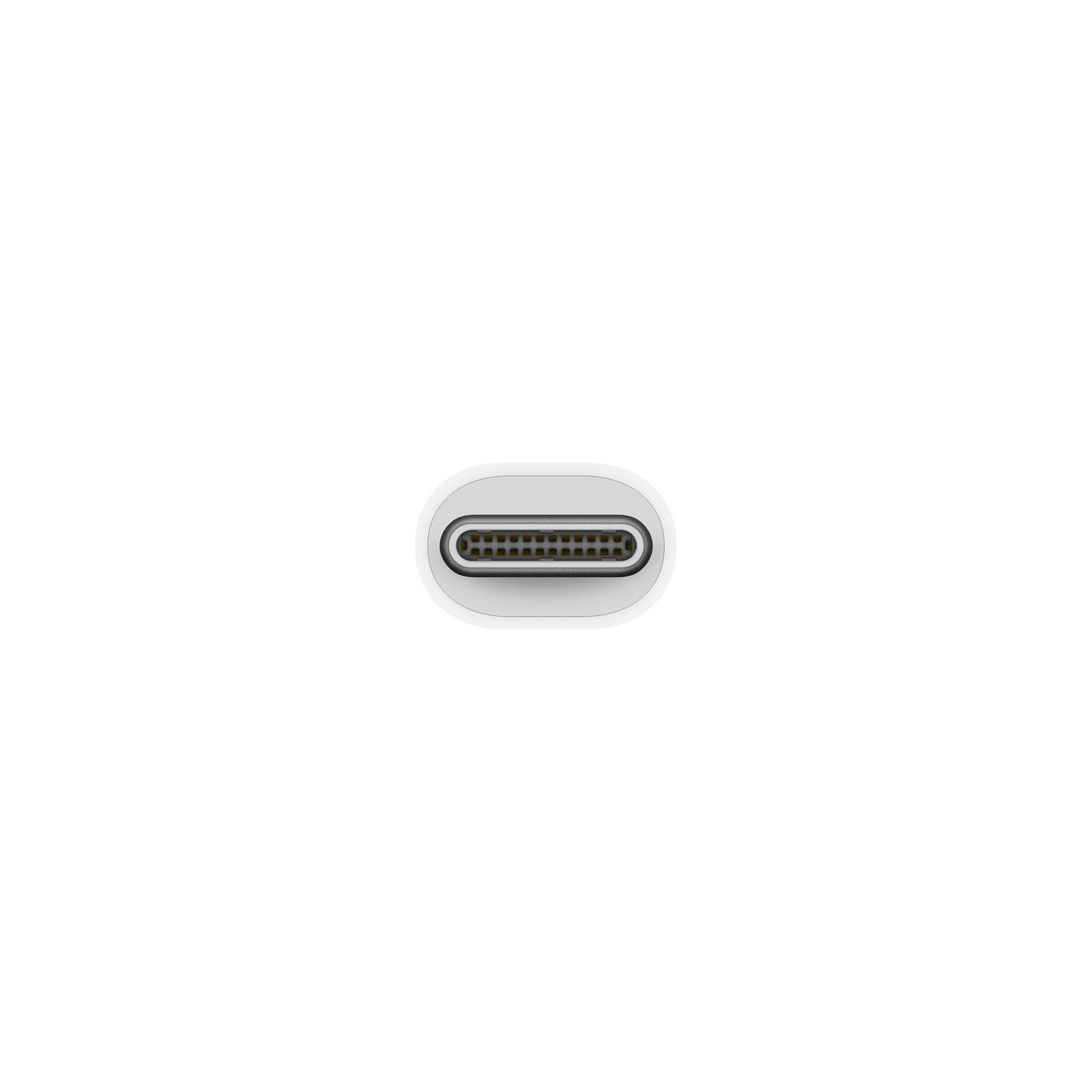 Picture of Apple Thunderbolt 3 (USB-C) to Thunderbolt 2 Adapter