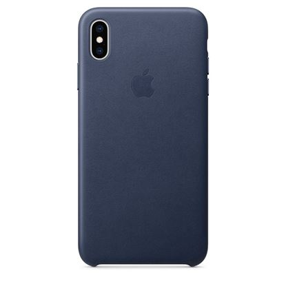 Picture of Apple Leather Case for iPhone XS