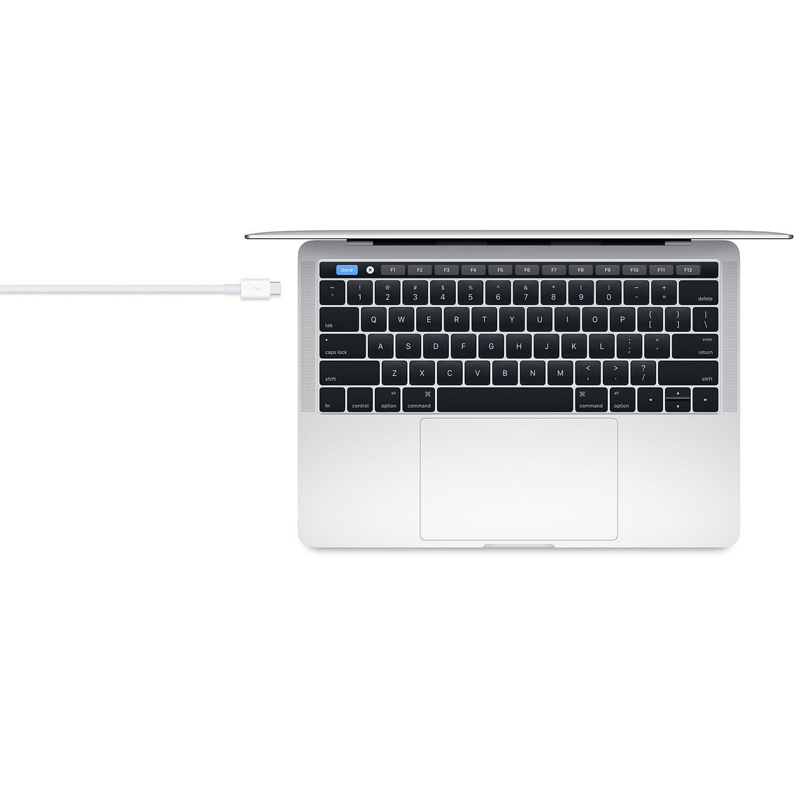 Picture of Apple Thunderbolt 3 (USB‑C) Cable (0.8 m)