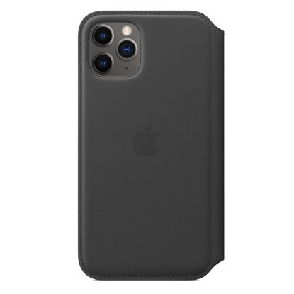 Picture of iPhone 11 Pro Leather Folio