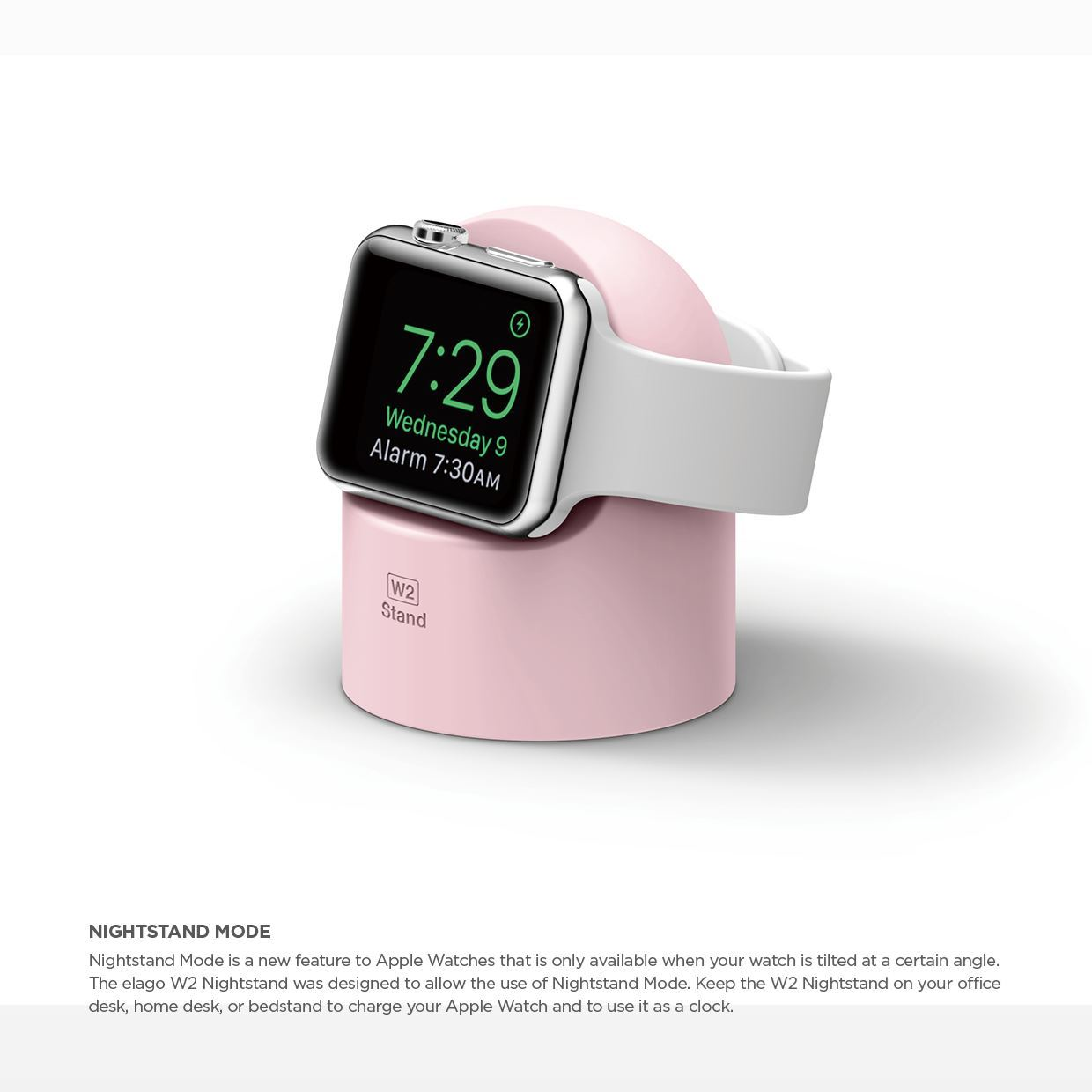 Picture of Elago W2 Stand for Apple Watch