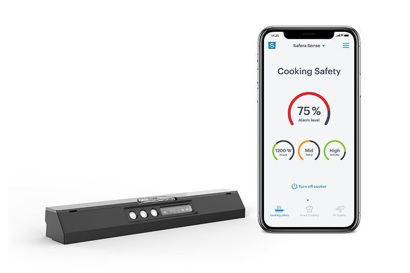 Picture of Safera Sense - Smart Home Cooking