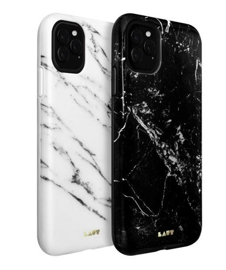 Picture of LAUT Huex Elements Marble for 11 / Pro / Pro Max