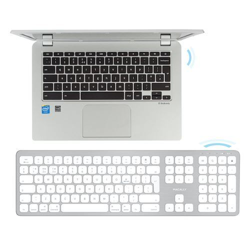 Picture of Macally Ultra Slim Bluetooth Keyboard