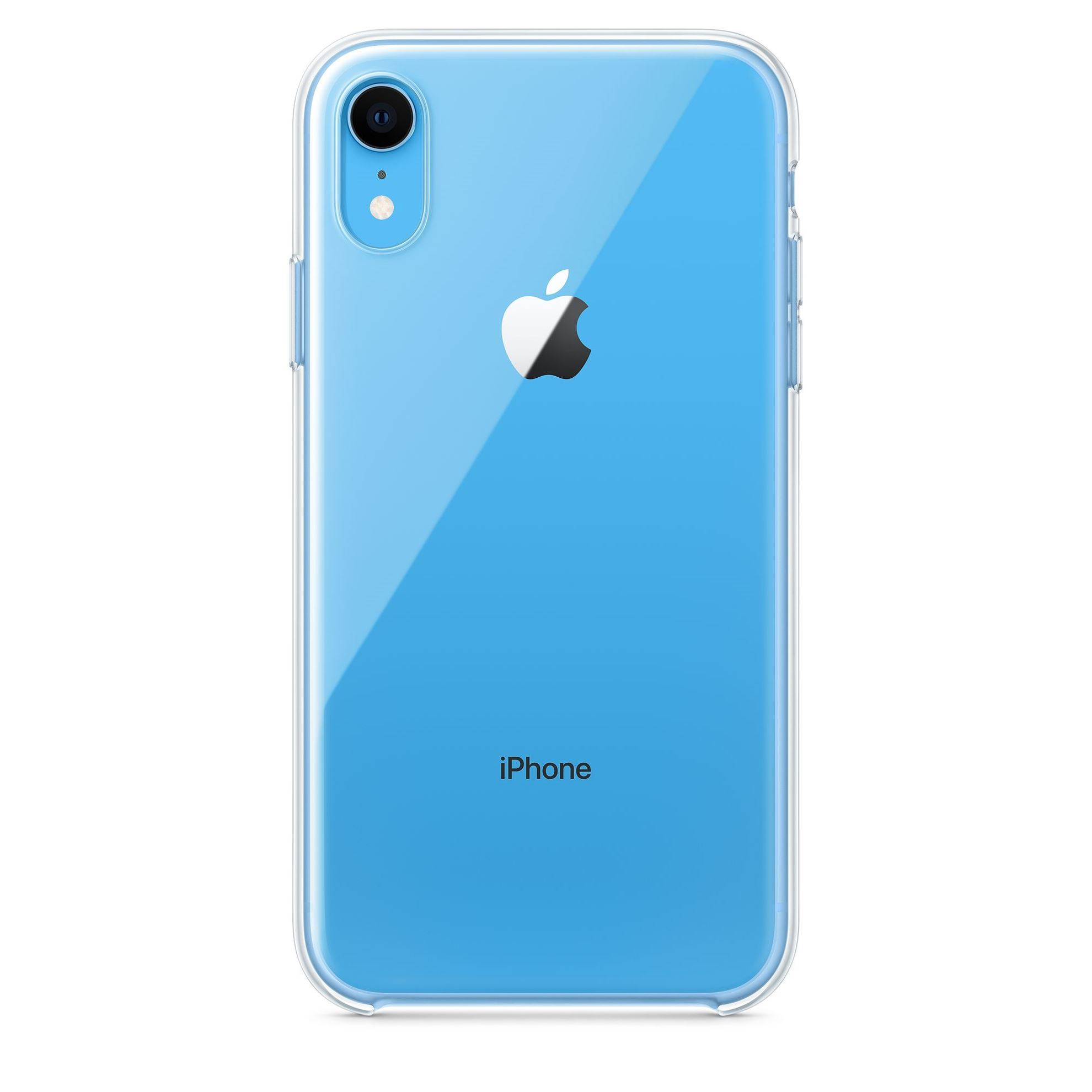 Picture of Apple Clear Case for iPhone XR