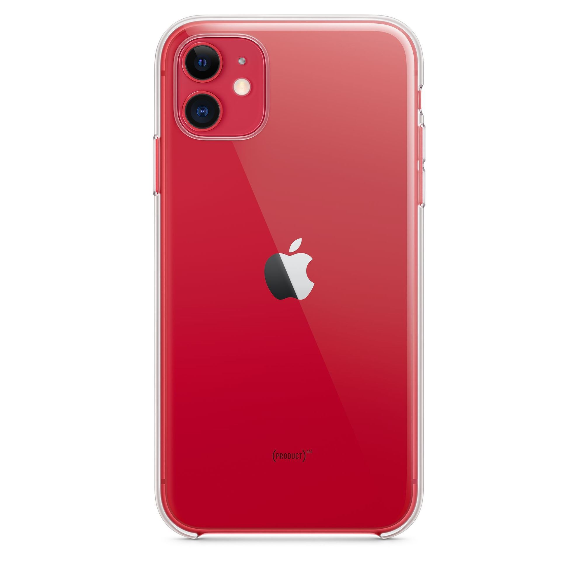Picture of Apple Clear Case for iPhone 11