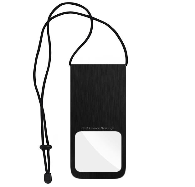 Picture of Devia - Strong Waterproof Bag for iPhone in Black