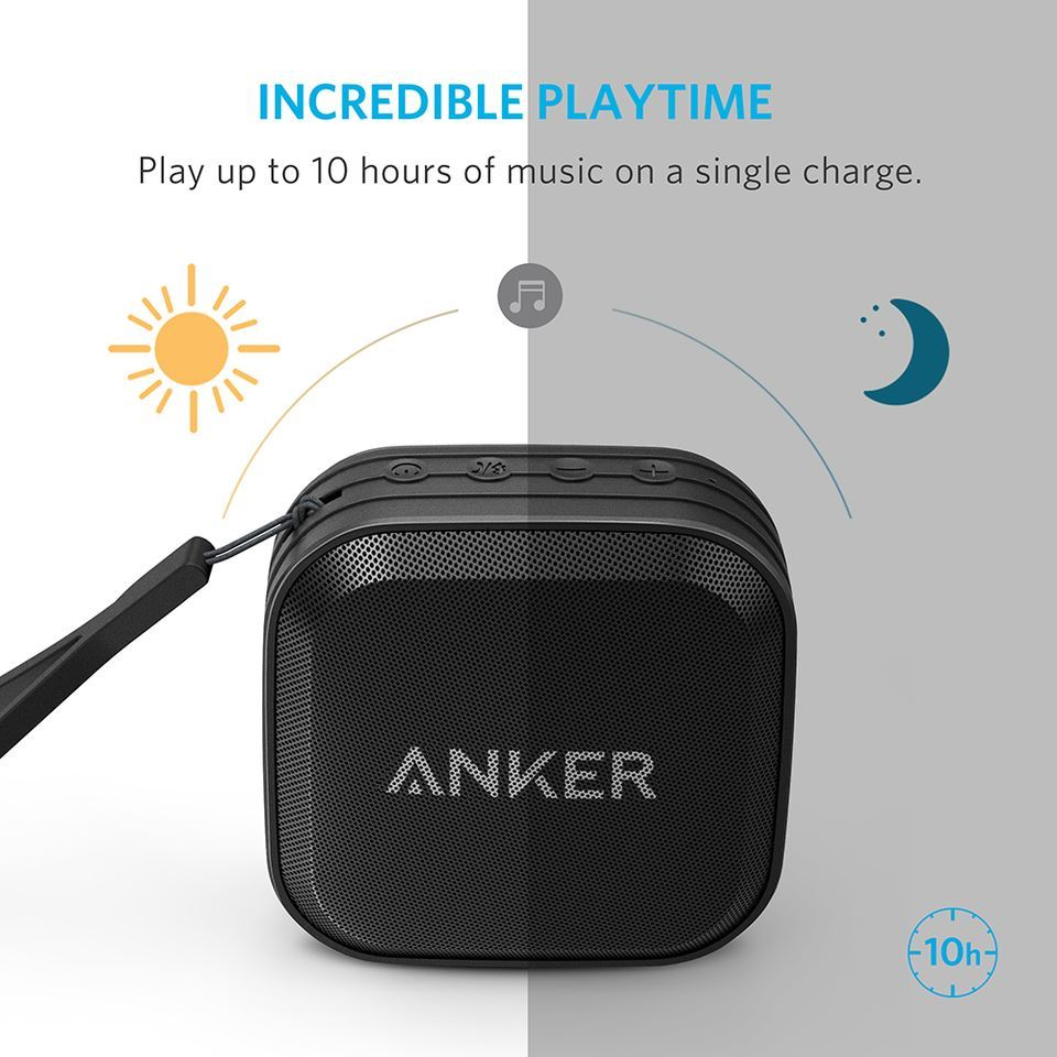 Picture of Anker SoundCore Sport in Black