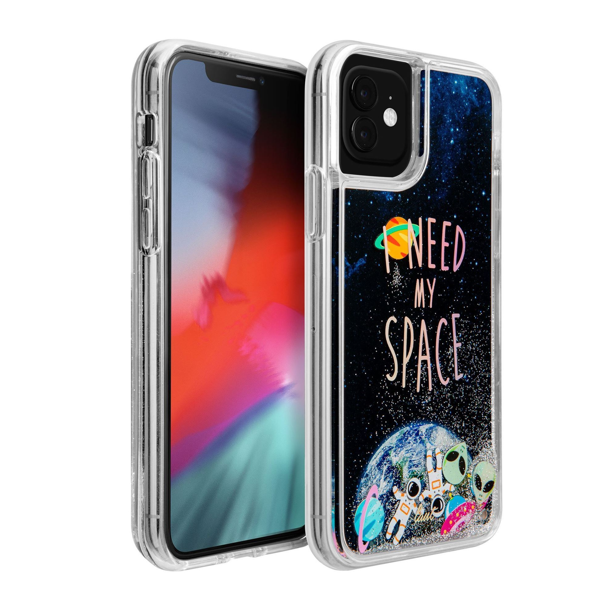 Picture of LAUT Glitter Space for iPhone 11 / Pro / Pro Max
