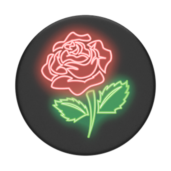 Picture of Pop Sockets - Neon Rose