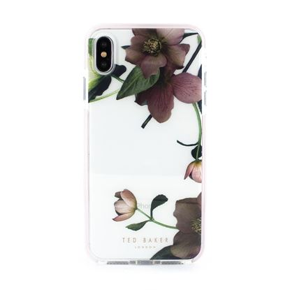 Picture of Ted Baker - Arboretum Anti-Shock Clear Case for iPhone XR