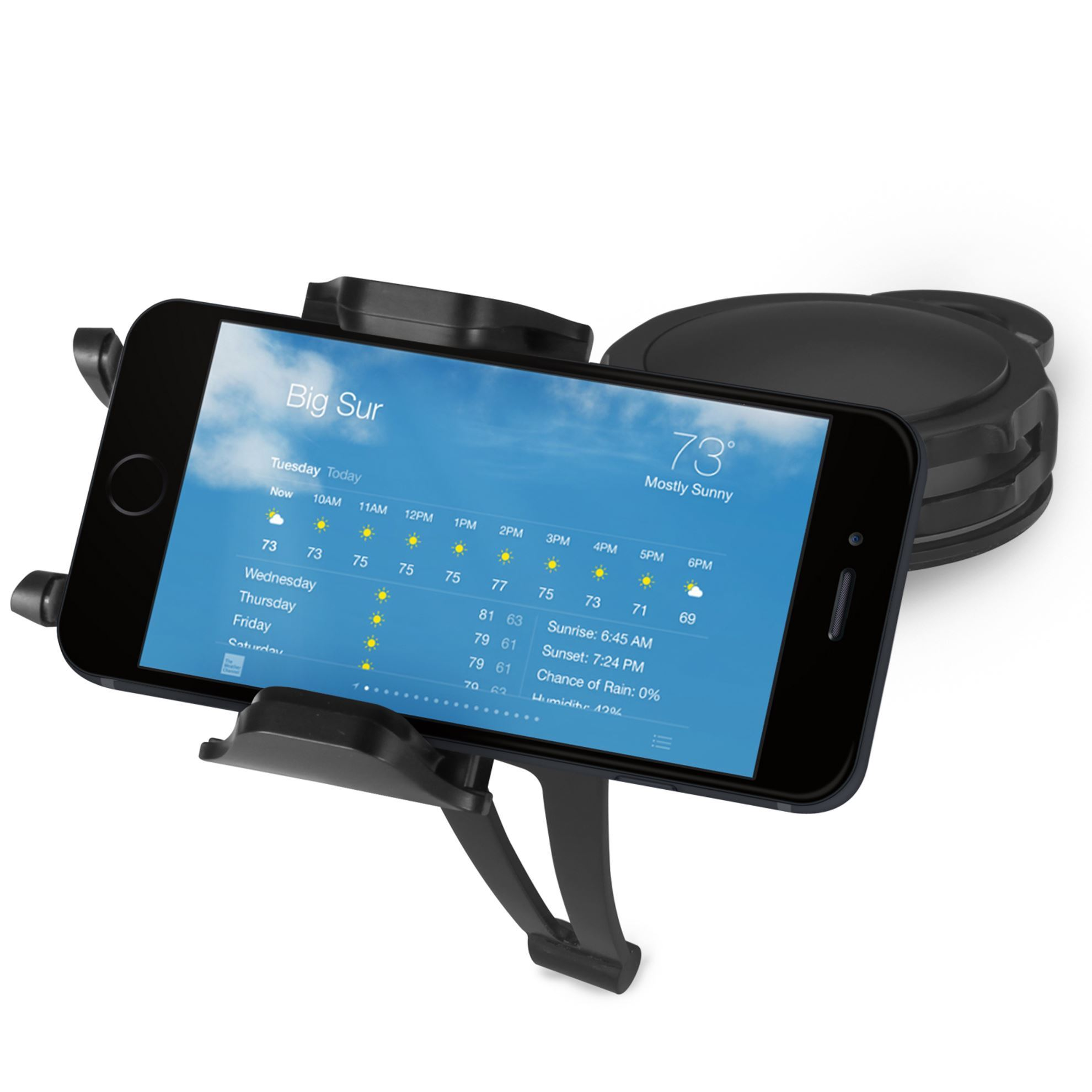 Picture of Macally Car Dashboard Mount Phone Holder