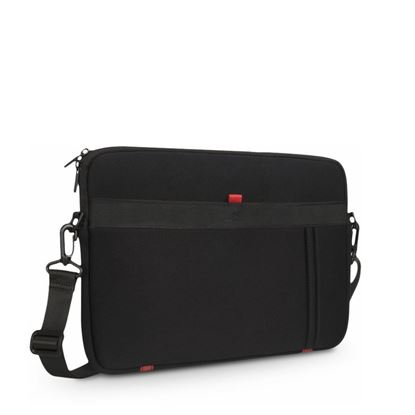 """Picture of RivaCase 5120 Black Laptop Bag 13.3"""""""