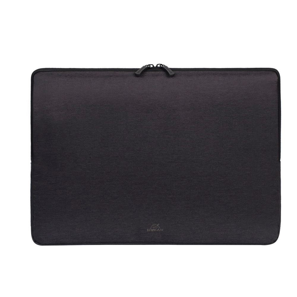 """Picture of RivaCase 7705 Black Laptop Sleeve 15.6"""""""