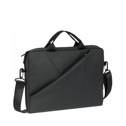 Picture of RivaCase 8720 Grey Laptop Bag 13.3""