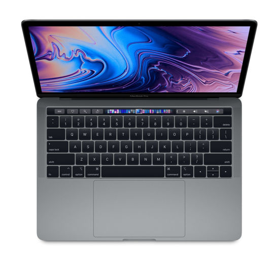"""Picture of MacBook Pro 13"""" (2018) - 512GB - Space Grey"""