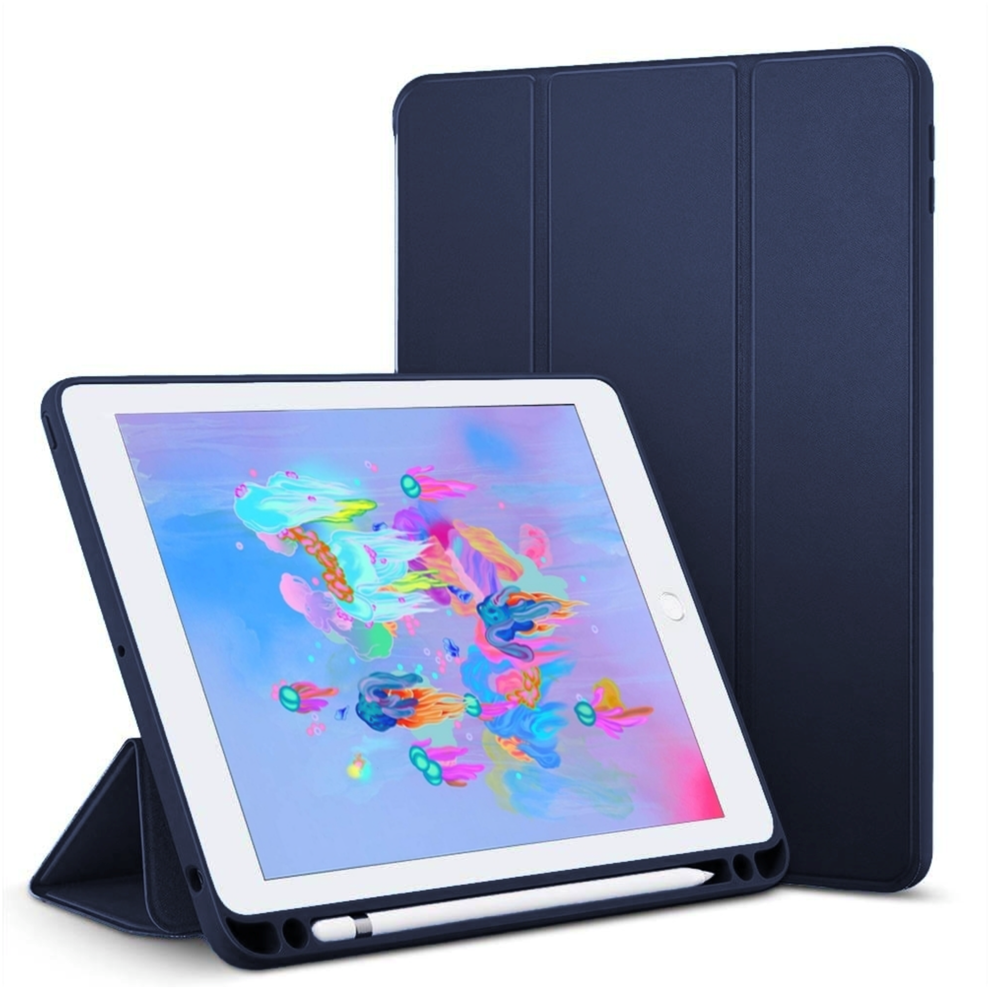 Picture of Innocent Journal Case with Pencil Holder - iPad 10.2 (7th & 8th Gen)