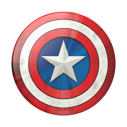 Picture of Pop Sockets - Captain America Icon