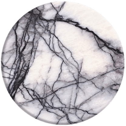 Picture of Pop Sockets -  White Marble