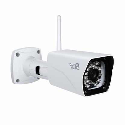 Picture of HomeGuard 1080P Outdoor Bullet IP Camera