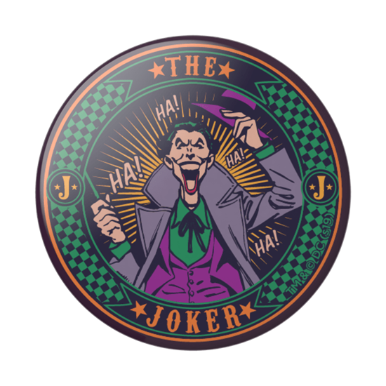 Picture of Pop Sockets - The Joker