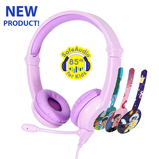 Picture of BuddyPhones Galaxy Headphones