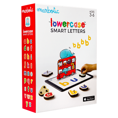 Picture of marbotic - Lowercase Smart Letters