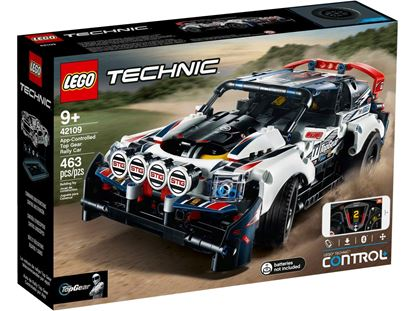 Picture of LEGO Technic APP-Controlled Top Gear Rally Car
