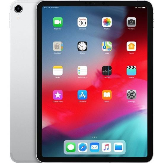 "Picture of iPad Pro 11"" 2018 - 512GB Wi-Fi + Cell - Silver"