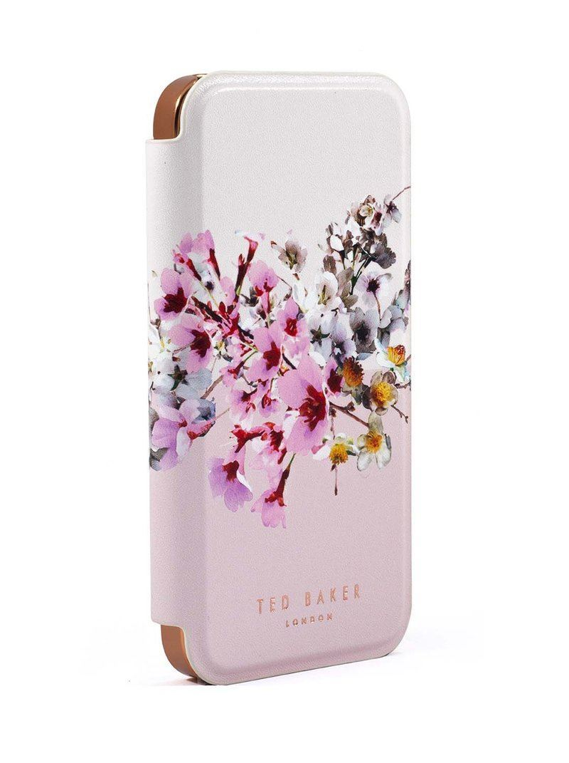 Picture of Ted Baker - Jasmine Mirror Folio Case for iPhone 12 Series