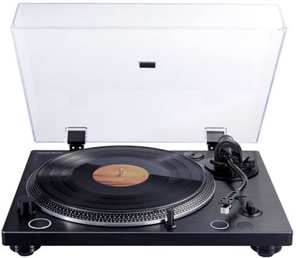 Picture of Thomson Manual Belt Drive Turntable - Black