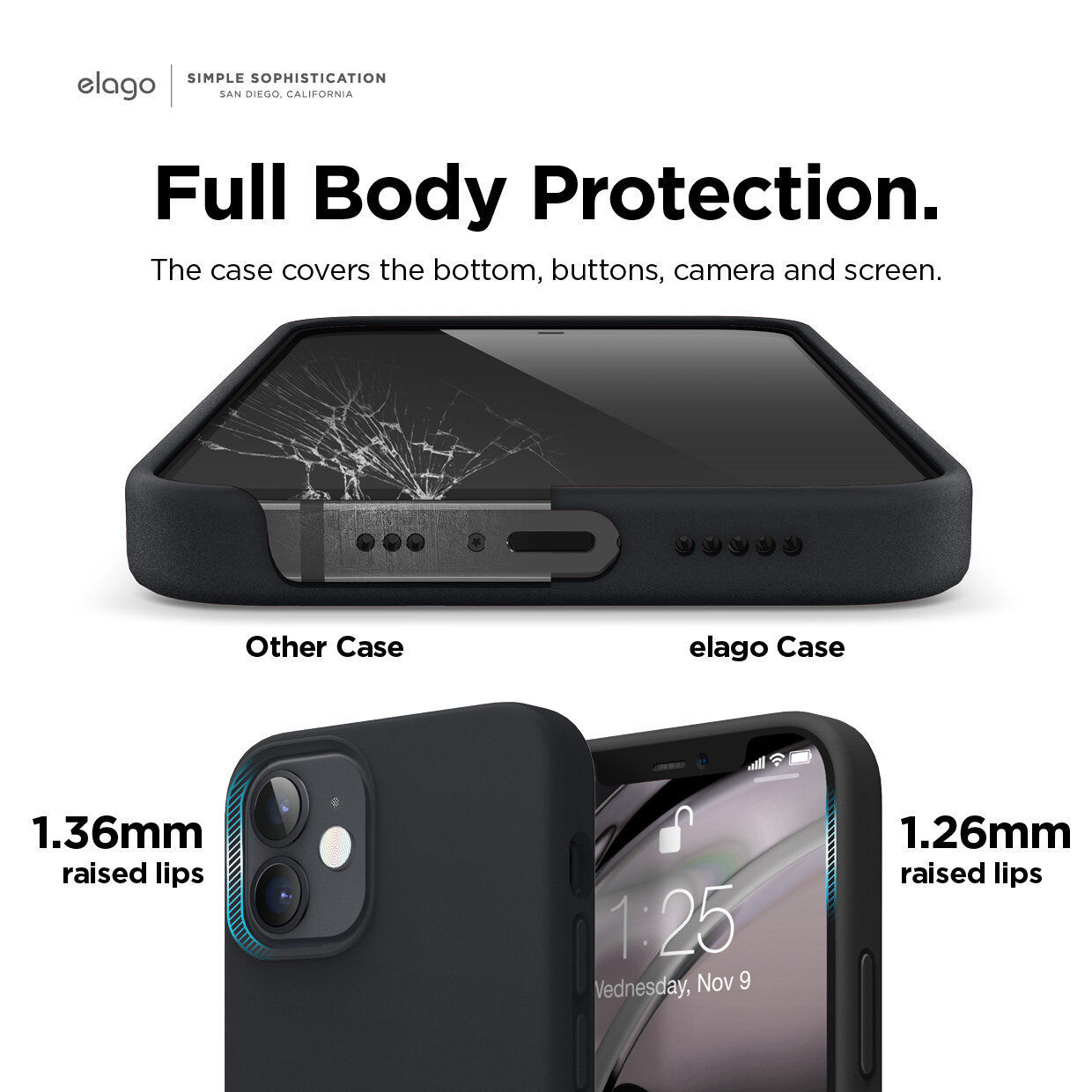 Picture of Elago Magsafe Case For iPhone 12 / 12 Pro