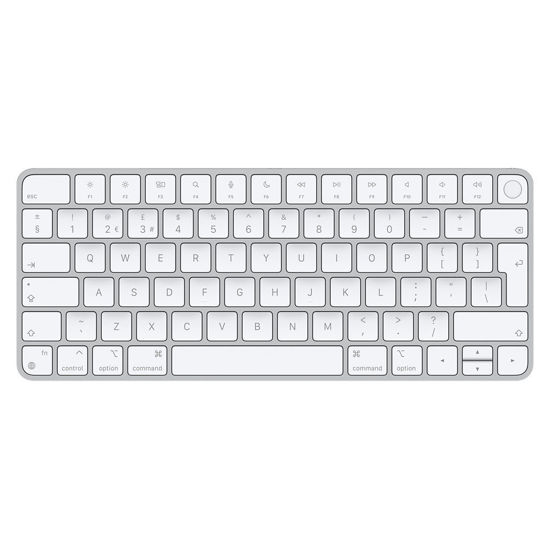 Picture of Apple Magic Keyboard with Touch ID for Mac models with Apple silicon