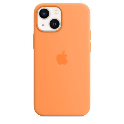 Picture of Apple iPhone 13 mini Silicone Case with MagSafe