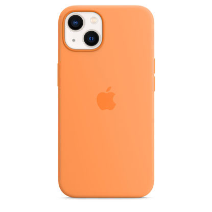 Picture of Apple iPhone 13 Silicone Case with MagSafe