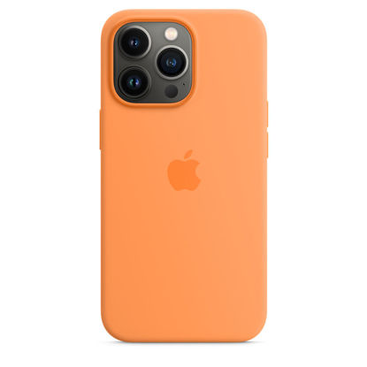 Picture of Apple iPhone 13 Pro Silicone Case with MagSafe