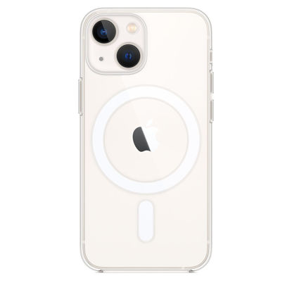 Picture of Apple Clear Case with MagSafe for iPhone 13 Series