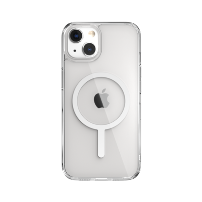 Picture of SwitchEasy MagCrush MagSafe Shockproof Clear Case for iPhone 13 Series