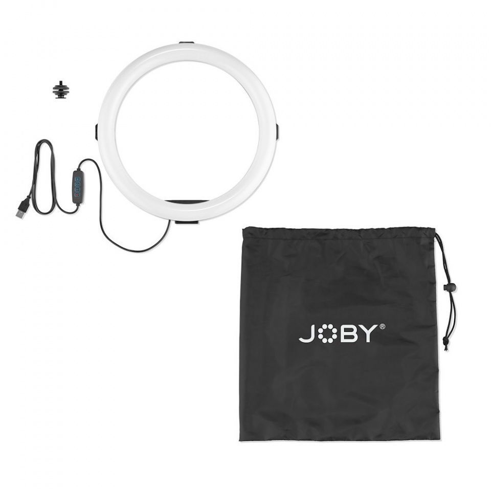 Picture of JOBY Beamo™ Ring Light 12''